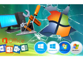 Computer & Laptop Servicing