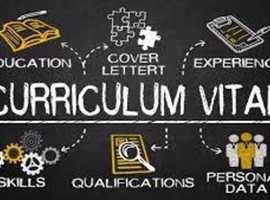 CV and cover letting writing and online TEFL tutoring