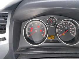Vauxhall Zafira, 2010 (10) Silver MPV, Manual Petrol, 66,000 miles
