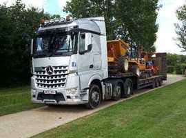 Experienced Low Loader Driver