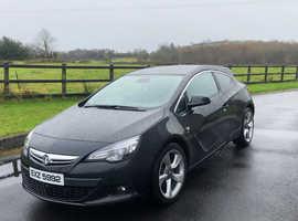 Vauxhall Astra, 2013 (13) Black Hatchback, Manual Diesel, 52,341 miles