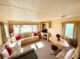 LOVELY STSTIC CARAVAN FOR SALE IN TOWYN NORTH WALES