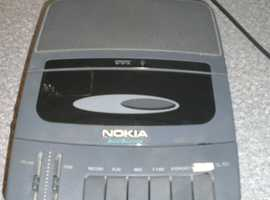 Nokia cassette player