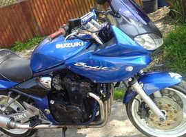 Suzuki bandit 600 s