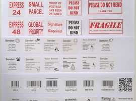 Bespoke Labels Personalised Labels  labels On A Roll