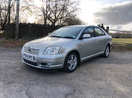 Toyota Avensis T3-X Automatic FULL SERVICE HISTORY