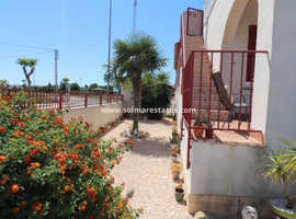 Costa Blanca 2 bed bungalow with Private Rooftop Solarium - Great Views - Daya Vieja