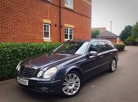 "2009 09 REG Mercedes-Benz E Class 3.0 E280 CDI Sport G-Tronic 5dr "" ESTATE "" HPI CLEAR """