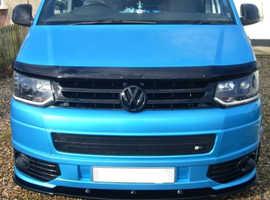 Volkswagen, T5 LWB June 2011, 2.0 CR LWB 7Sp DSG, 4 berth tailgate camper van