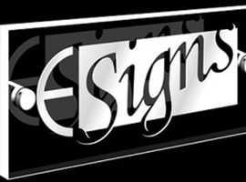 E Signs