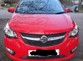 Vauxhall viva 2018 1 litre new mot