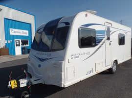 2014 Bailey Pegasus Rimini 4 berth