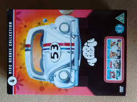 Herbie dvd collection