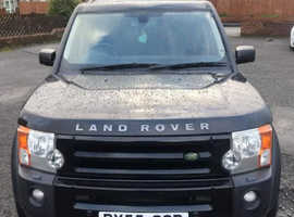 Land Rover Discovery, 2005 (55) Black Estate, Manual Diesel, 200,000 miles