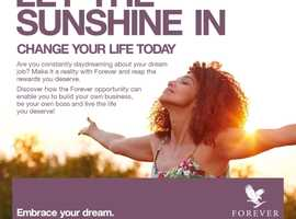 Forever Living Business Owner (Nationwide)
