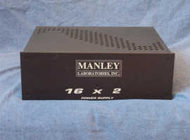 Manley Line Mixer 16x2 16 x 2 USED