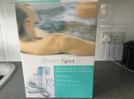 Pampering Bath Spa - Brand new and boxed