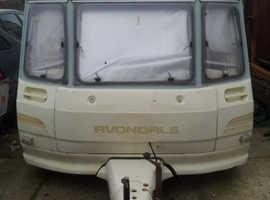 Spacious 2 Berth  Rear End Washroom Avondale
