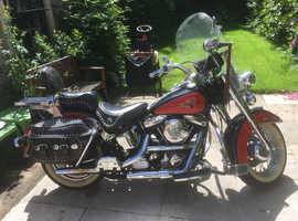 1993 Harley Davidson Heritage Softail 1340cc FULL 12MTH MOT
