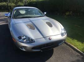Jaguar Xk8, 1999 (V) Silver Sports, Automatic Petrol, 74,000 miles