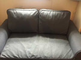 IKEA 2 seater sofa bed Hardly Used Like New