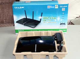 TP-LINK Archer D7 AC1750 Wireless Gigabit ADSL2+ Modem Router