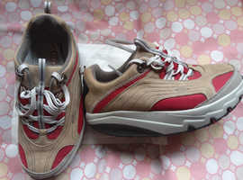 MBT special keep fit trainers