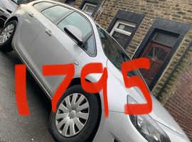 Vauxhall Astra, 2013 (13) Silver Estate, Manual Diesel, 152,000 miles