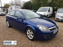 Vauxhall Astra SXI 1.6 Litre 5 Door Hatch, Full Service History, Lovely Condition, Long MOT.