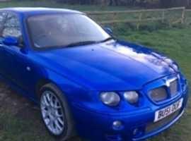 MG Zt, 2001 (51), Manual Petrol, 100,000 miles