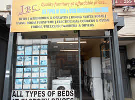 Furniture and Appliances Store - JBC BUSINESS FOR A QUICK SALE ( Now open with new stock )