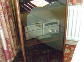 Audio System in Cabinet (Technics)
