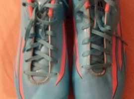 Adidas Unisex F5 Boots Size 7.5