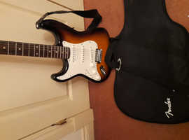 Fender Squire Strat Affinity Left Handed