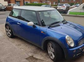 Mini MINI, 2006 (06) Blue Hatchback, Manual Petrol, 79,000 miles