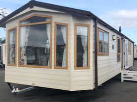 Immaculate condition, 2015 Europa Mulberry 38x12/2 DG/CH, Amazing Value! Choice of Parks, Warranty.