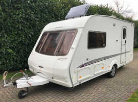 Swift Challenger 460 2 berth 2006 Caravan with End Washroom