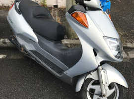 Honda 250cc MaxiScooter