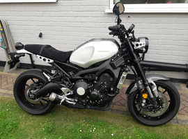 Yamaha xsr900 2018 immaculate 820 miles only.
