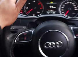 Audi A4, 2014 (64) Grey Saloon, Cvt Diesel, 37,852 miles