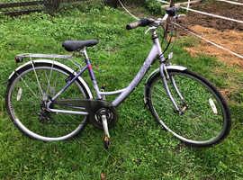 Rayleigh lady's bike