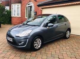 Citroen C3, 2010 (10), Manual Petrol, 33,000 miles