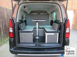 Peugeot Partner Tepee, 2014 (64) Brown mpv, Manual Diesel, 56892 miles