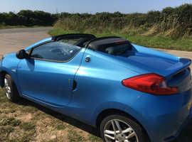 Renault WIND ROADSTER, 2011 (11) blue convertible, Manual Petrol, 46,433 miles