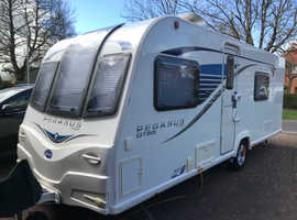2014 Bailey Pegasus GT65 Rimini - EXCEPTIONAL CONDITION