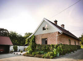 Wonderful farmhouse just south of the Alps in beautiful Slovenia