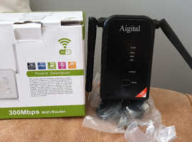 Aigital Wifi Router Booster