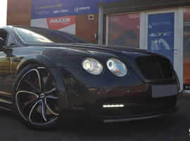 """21"""" SSR 3 Alloy wheels for Bentley Continental GT by LTC Tyres"""