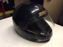 Motorcycle helmet size 54 x small £10