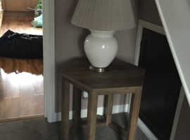 Lamp table from Next